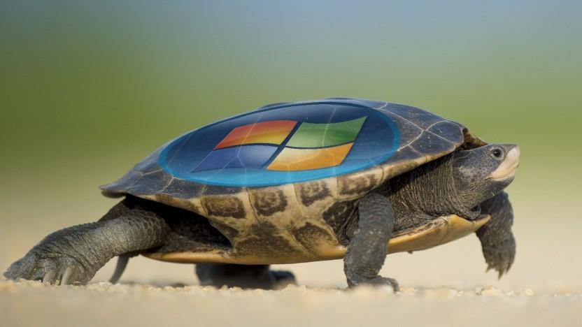 Das neue Update macht Windows 7 langsamer.