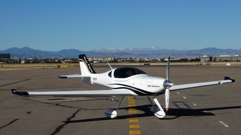 Elektroflugzeug eFlyer 2: Norwegen will Kurzstreckenflüge bis 2040 auf E-Flugzeuge umstellen.