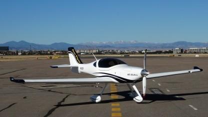 Elektroflugzeug eFlyer 2