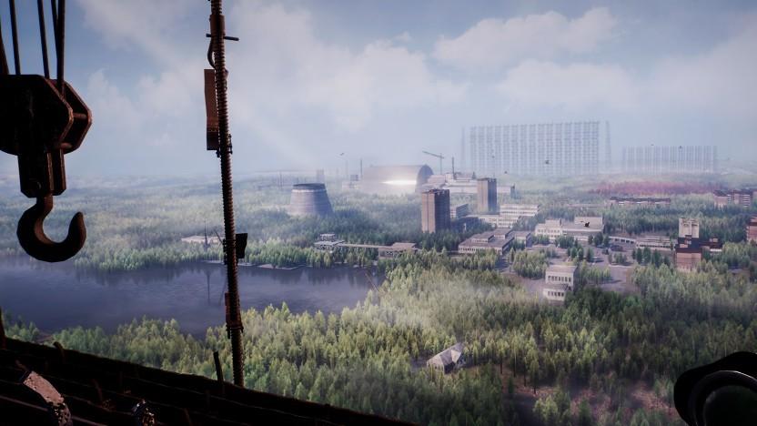 Artwork von Chernobylite