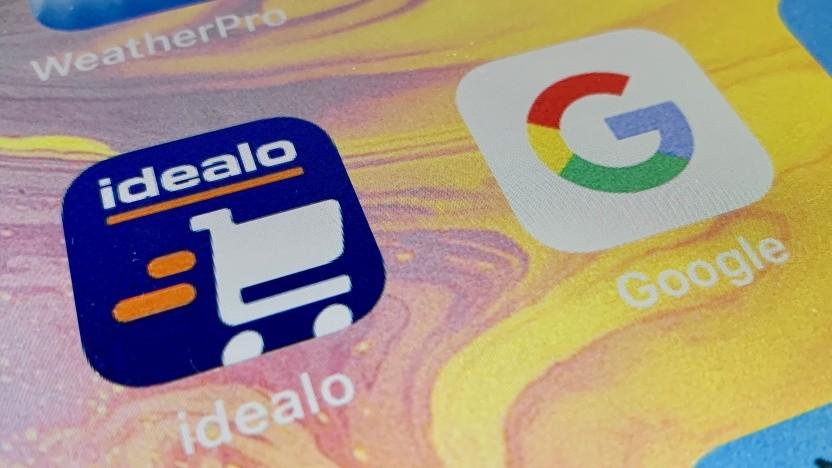 Idealo und Google stehen vor einem langen Rechtsstreit.