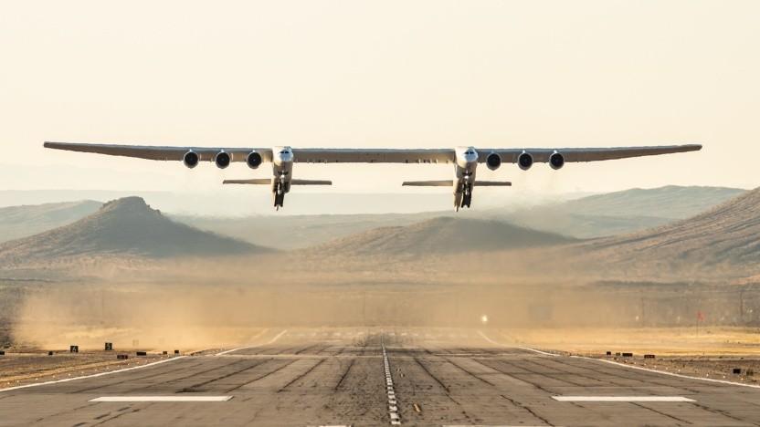 Das größte Flugzeug der Welt ist endlich abgehoben, aber mit ungewisser Zukunft.