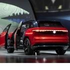 ID. Roomzz: Volkswagen zeigt riesiges Elektro-SUV