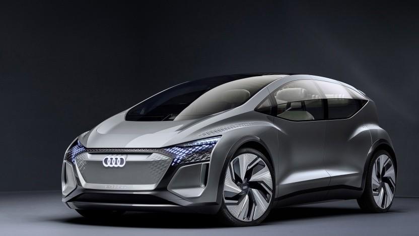 Showcar Audi AI:ME