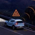 Straßenverhältnisse: Volvos warnen sich per Cloud vor Gefahren und Wetter