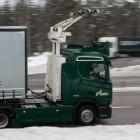Elektromobilität: Daimler ist gegen Oberleitungs-Lkw