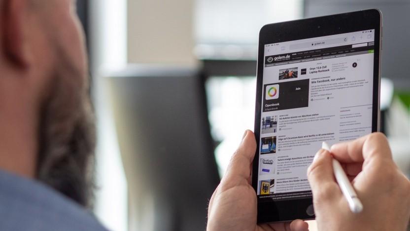 Das neue iPad Mini mit dem Apple Pencil