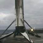 SpaceX: Raketenstufe nach erfolgreicher Landung umgekippt