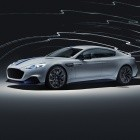 Aston Martin Rapid E: James Bonds Dienstwagen geht in Serie