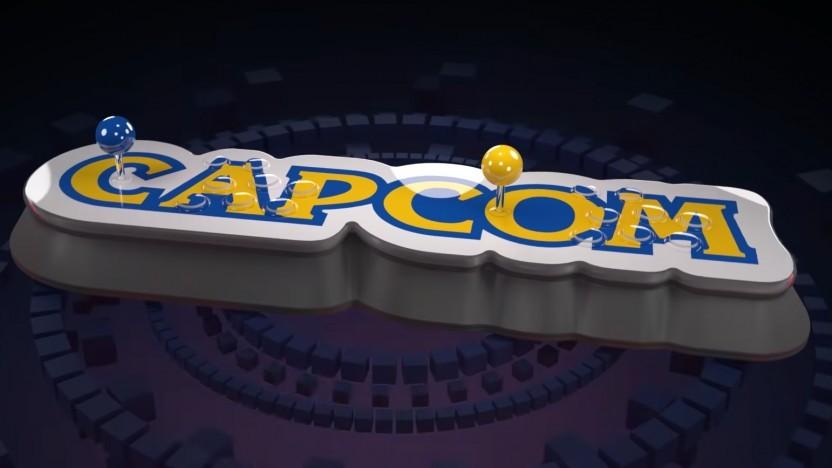 Artwork der Capcom Home Arcade