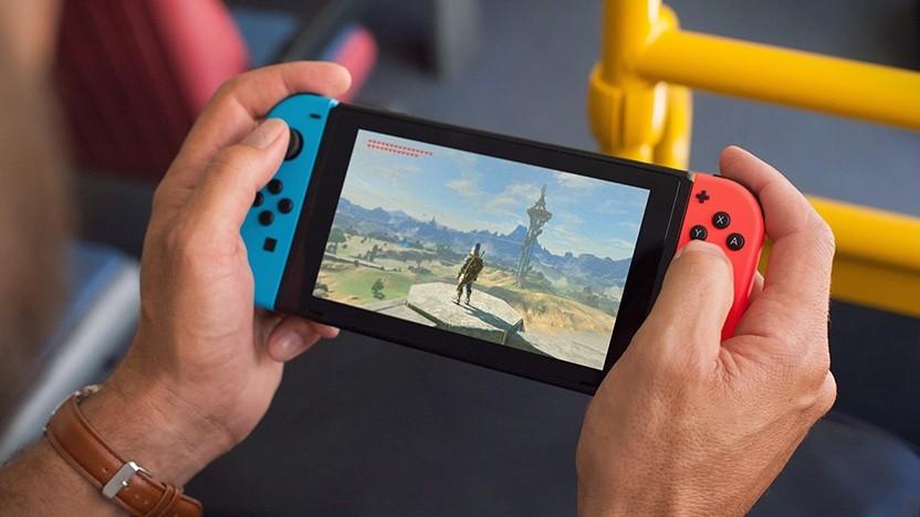 Firmware 8.0 für Nintendo Switch ist erhältlich.