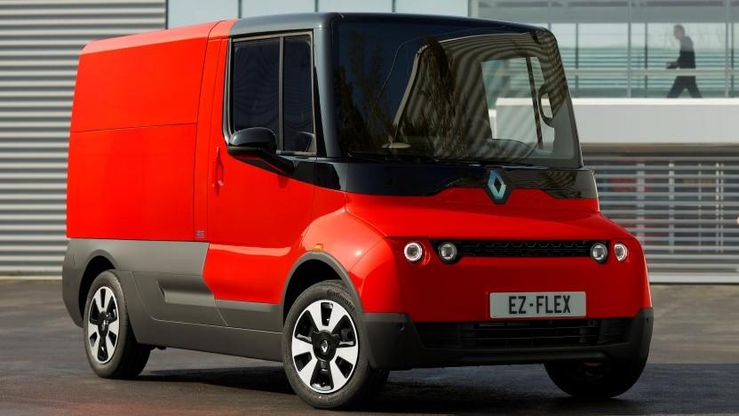 Renault EZ-Flex: Erprobung im städtischen Lieferverkehr
