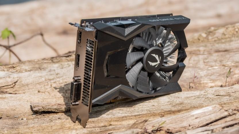Geforce GTX 1650 OC von Zotac