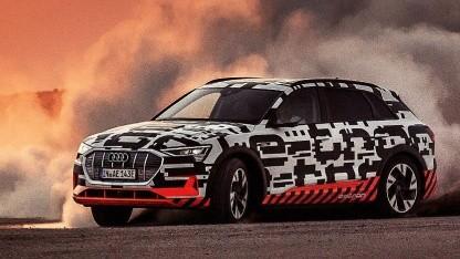Audis SUV E-Tron