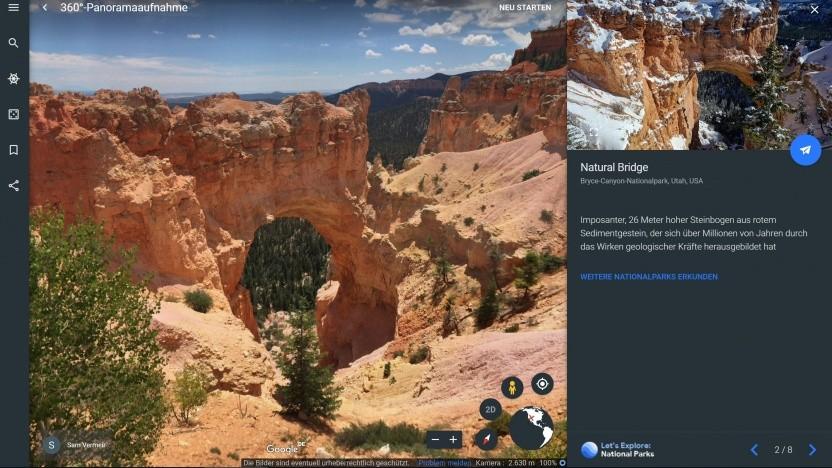 Der Bryce-Canyon-Nationalpark