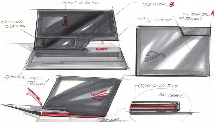 """Studie """"Face Off"""" von Asus und BMW Designworks"""