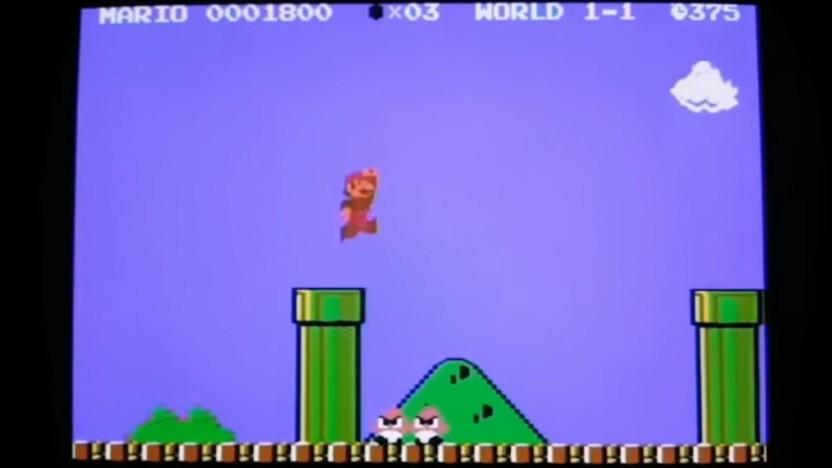 Super Mario Bros auf dem C64