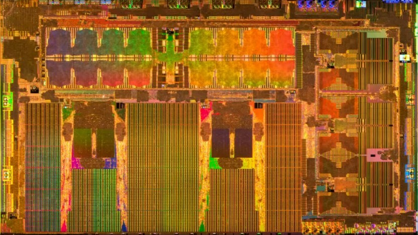 Die-Shot eines FSD-Chips