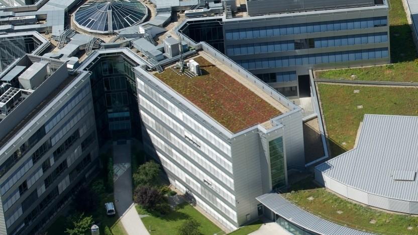 SAP-Sitz in Walldorf