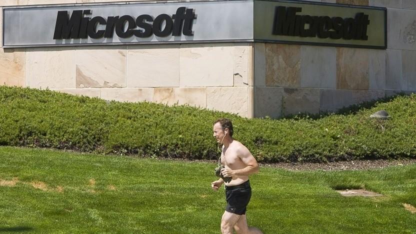 Hauptsitz von Microsoft