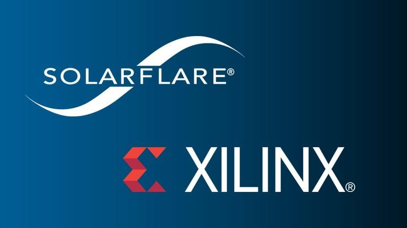 Xilinx kauft Solarflare.