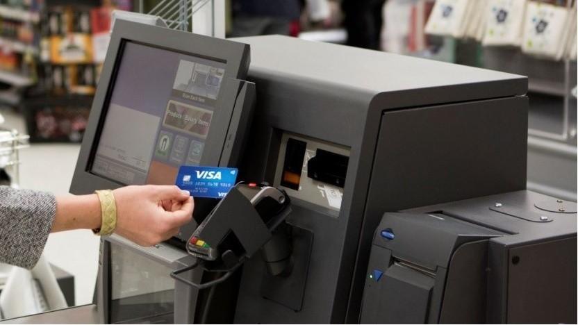 Visa erlaubt kein MSD Contactless mehr. JCPenney bringt das in Schwierigkeiten.