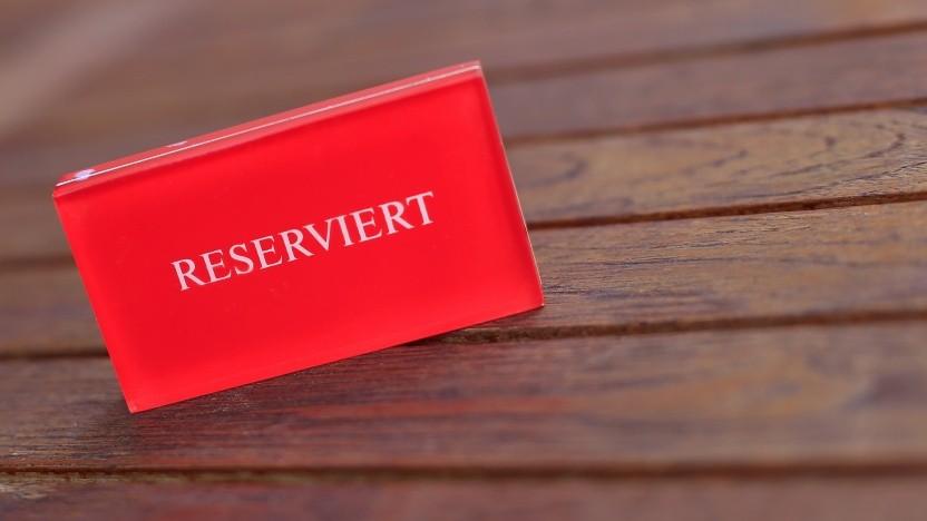 Die Tisch-reservieren-Funktion von Google übernehmen? Nichts einfacher als das!
