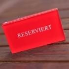 Metro & Dish: Tisch-Reservierung auf Google übernehmen