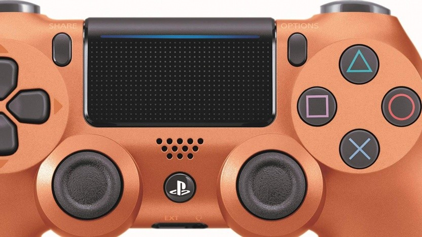 Sondermodell des Playstation-4-Controllers