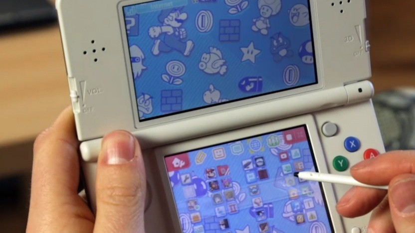 Der 3DS wurde auch noch einmal neu aufgelegt.