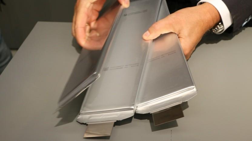 Solche Batteriezellen sollen künftig auch in Europa produziert werden.