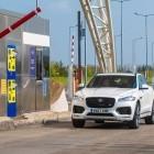 Vernetzte Autos: Jaguar-Fahrer können mit Daten Kryptogeld verdienen