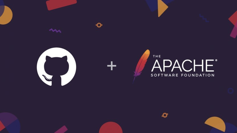 Die Apache Software Foundation nutzt künftig Github.