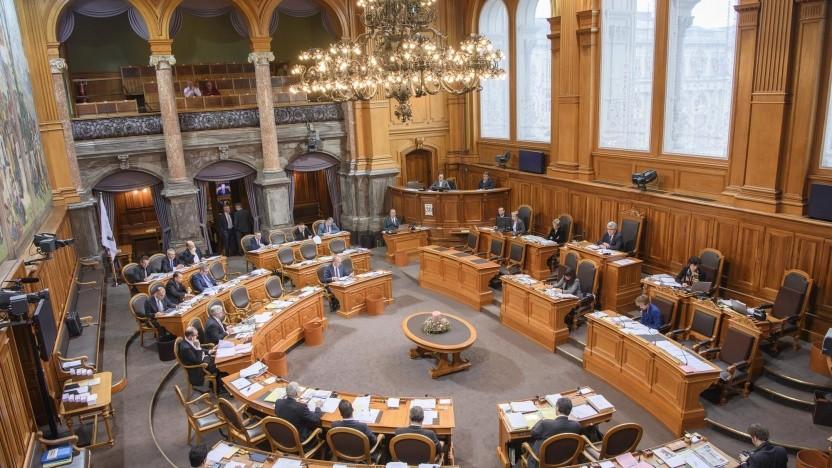 Der Schweizer Ständerat will vorerst kein Leistungsschutzrecht für Verlage.