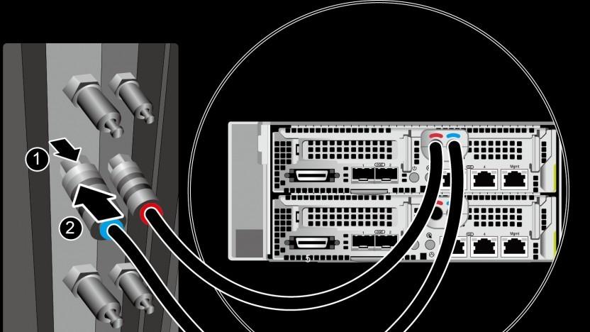 Anleitung von Huawei für Optical Service Nodes