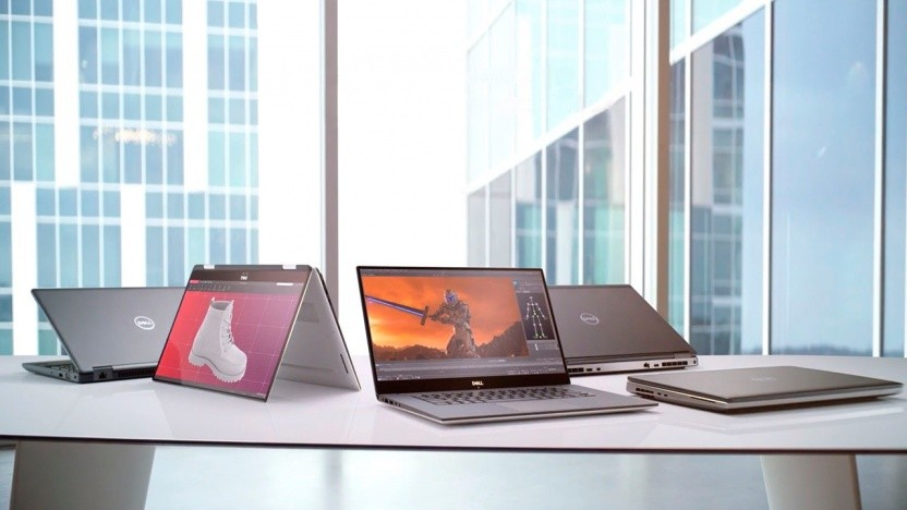 Die Precision-Laptops werden als Mobile Workstation vermarktet.