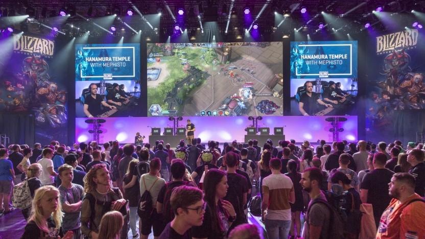 Blizzard auf der Gamescom 2018