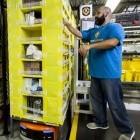 Amazon: Das automatisierte Lagerhaus kommt frühestens in zehn Jahren