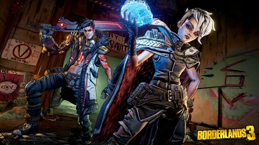 Artwork: Borderlands 3