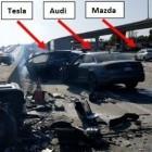 Tödliche Kollision: Familie von Unfallopfer verklagt Tesla