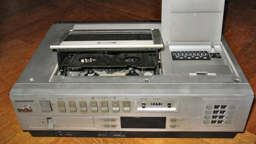 Noch immer sind Abgaben auf Videorekorder fällig, allerdings auf neuere Modelle als diesen Nordmende Spectra V100.