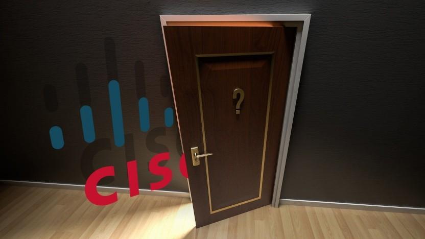 Cisco hat die Hintertür mittlerweile geschlossen.