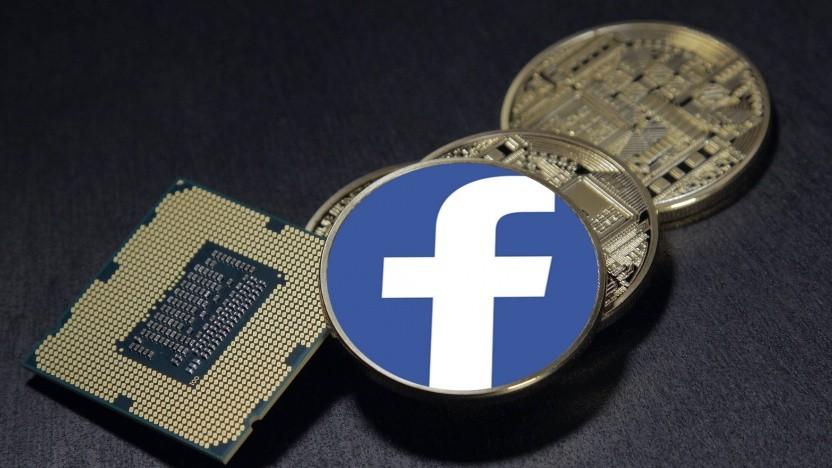 Facebook arbeitet an einem eigenem Kryptosystem.