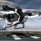 Luftfahrt: Flugtaxi City Airbus hebt erstmals ab