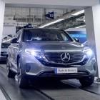 Elektro-SUV: Produktion des Mercedes-Benz EQC beginnt