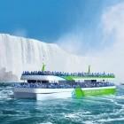 Maid of the Mist: Die Niagarafälle-Schiffe werden elektrisch