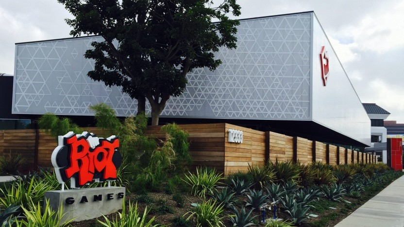 Riot-Games-Hauptquartier in Los Angeles