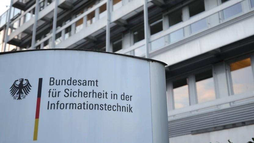 Der Sitz des Bundesamts für Sicherheit in der Informationstechnik in Bonn