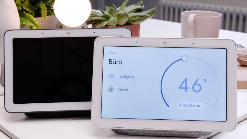 Googles Nest Hub kommt Ende Mai.