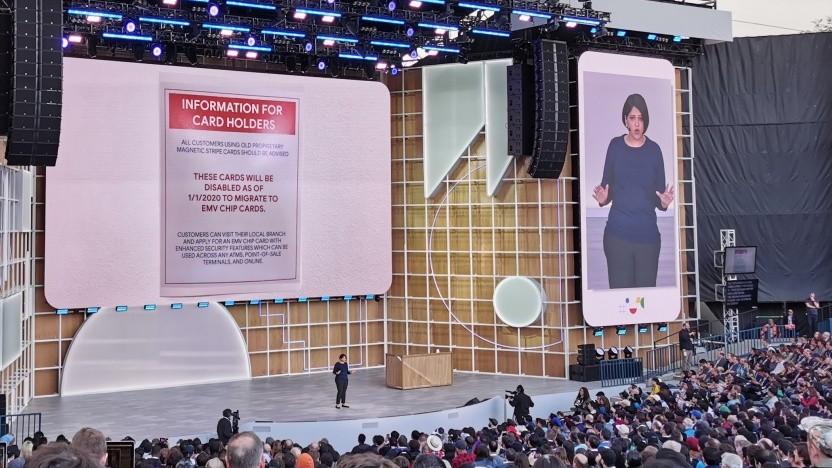 Die neue Vorlesefunktion von Google Lens